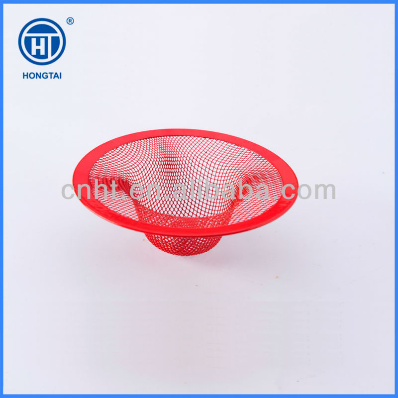 plastic spraying sink strainer