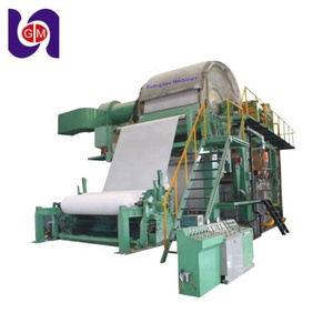 china professional manufacturer sugarcane bagasse paper mill making  machinery for sale