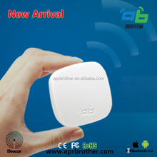 Bluetooth 4.0 low energy module iBeacon with free Android/ios sdk