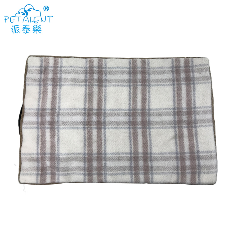 Wholesale travel large dog bed,soft outdoor pet dog mat