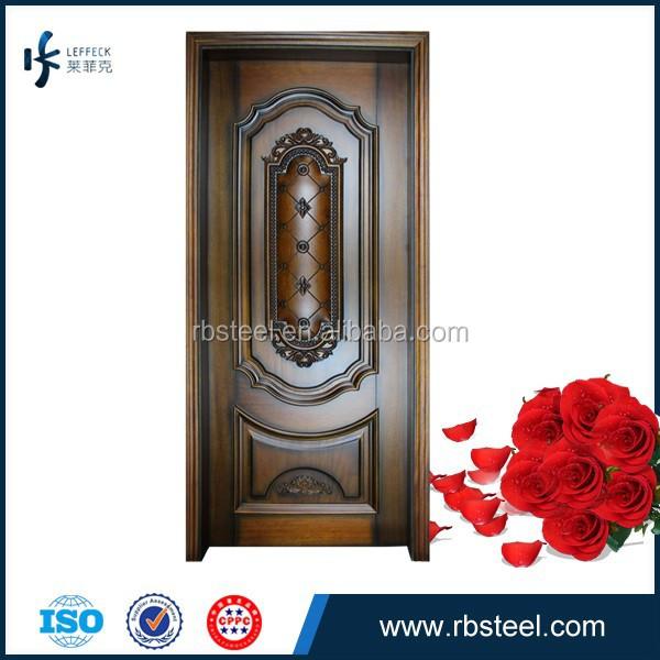 High Quality New Popular Morgan Interior Door Modern Wood Doors 1 Years  Warranty