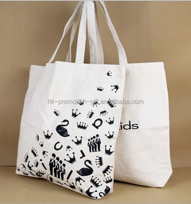Custom Printed Canvas Tote Bags For Promotion,Canvas Cotton Beach ...