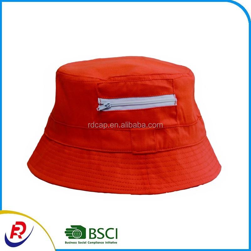 6b9131bc Wide Brim Fishing Hat Sun Hat Orange Blank Custom Funny Bucket Hat ...