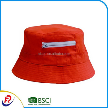 Wide Brim Fishing Hat Sun Hat Orange Blank Custom Funny Bucket ... 89de858a07c