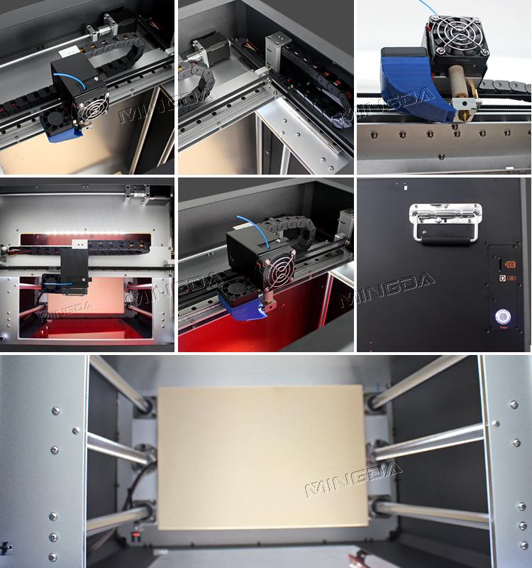 full color 3d model printer / large 3d printing machine / big size ...