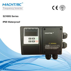S2100S Waterproof IP65 3 Phase 220V/380V AC Electric Motor Speed Controller/Variable Speed Drive