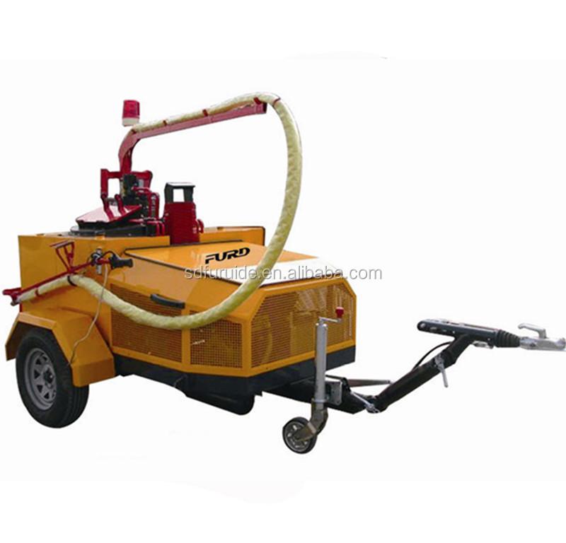 Honda gasoline engine trailer type Asphalt Crack Sealing Machines(FGF-200)