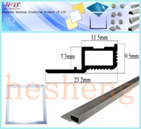 led panel light aluminum profile for panel lights frame led panel light accessories