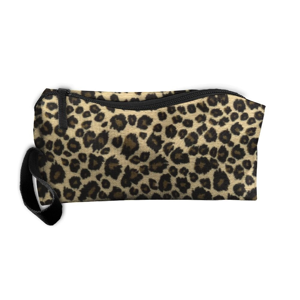0ee848f85e5f Get Quotations · Shengyu Animal Leopard Print Design Oxford Cloth Portable  Girl Women Travel Storage Bags Fashion Calico Receiving