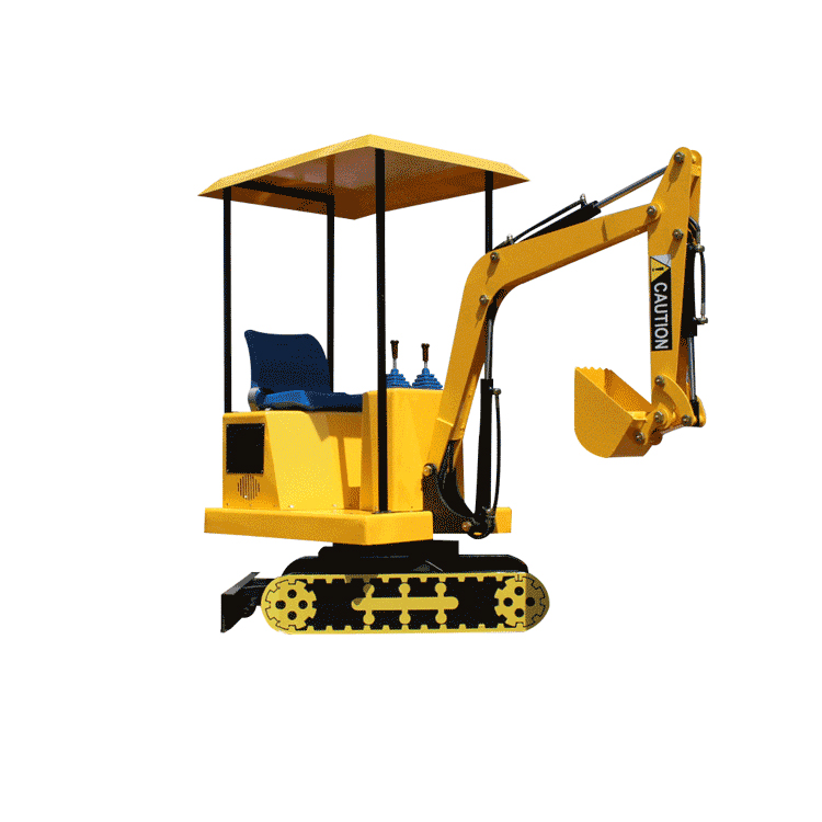 Outdoor playground kids excavator <strong>games</strong> electric kids excavator