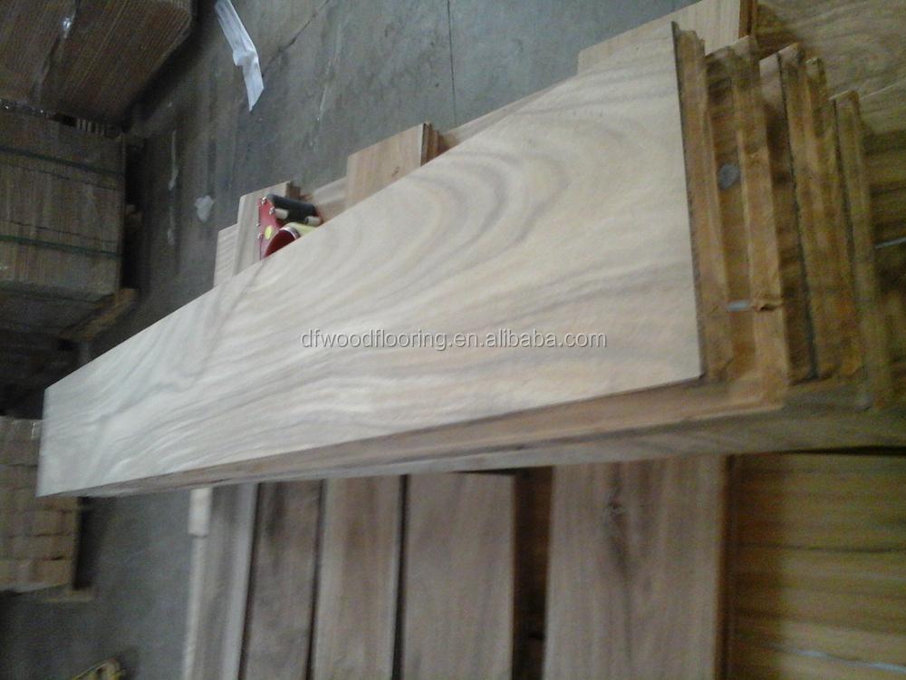 Unfinished natural american acacia hardwood solid wood for Buy unfinished hardwood flooring