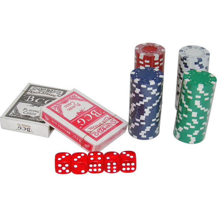 Custom aluminium acryl 300 casino texas hold poker chips set case