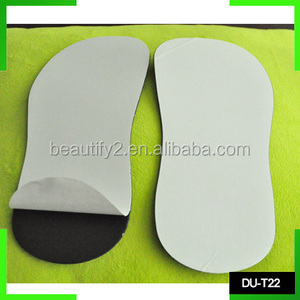 Sticky sandals for tanning pedicure beach sanitary disposable