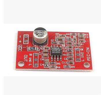 Mic Preamp Kit Ad828 Stereo Dynamic Microphone Preamplifier Board - Buy  Preamplifier Board,Ad828,Ad828 Stereo Dynamic Microphone Preamplifier  Product