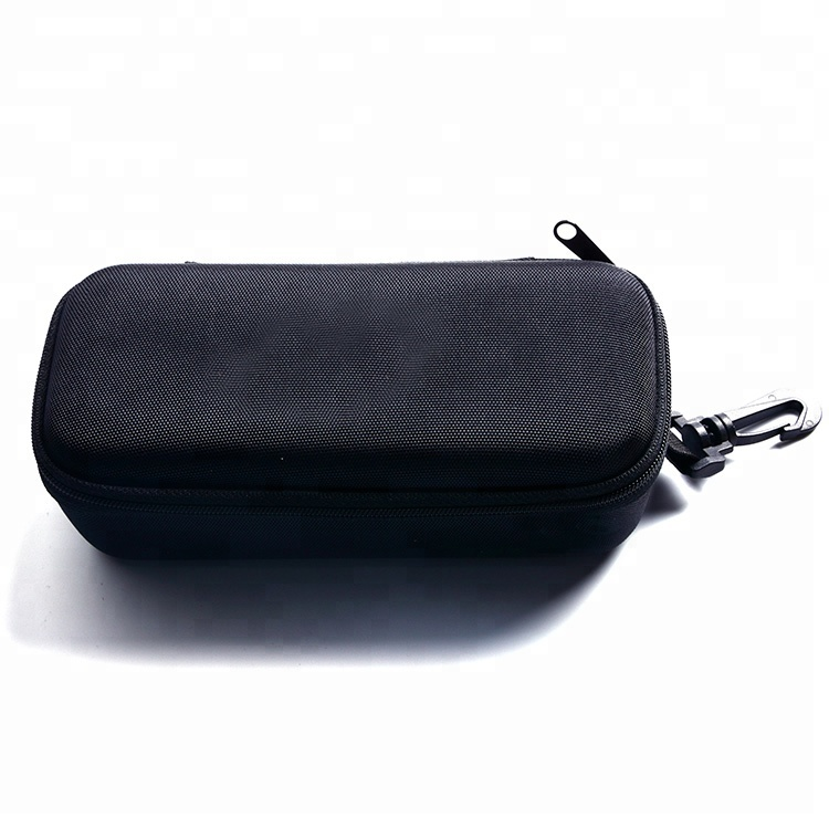 YT0193 도매 oxford fabric black 방수 glasses case 쿨 접는 선글라스 case