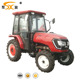 Chinese farming 4wd track tractor