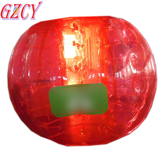 Hot sales inflatable belly bump ball,large inflatable human buman bumper ball for kids
