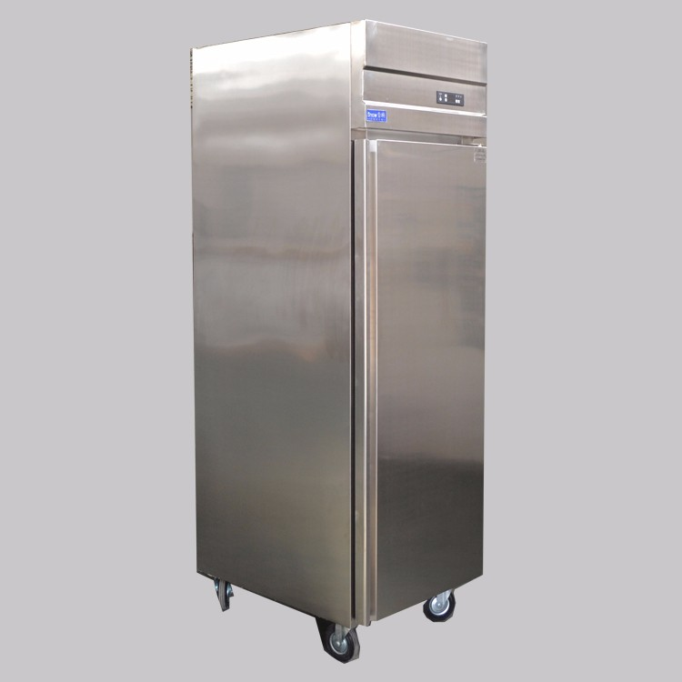 Snow Freezer Stainless Steel Upright Fridge Commercial Refrigerator For Kitchen And Restaurant