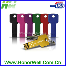 Red Yellow, White Black White Colorful Usb Key For Branded Card Promotion Activities