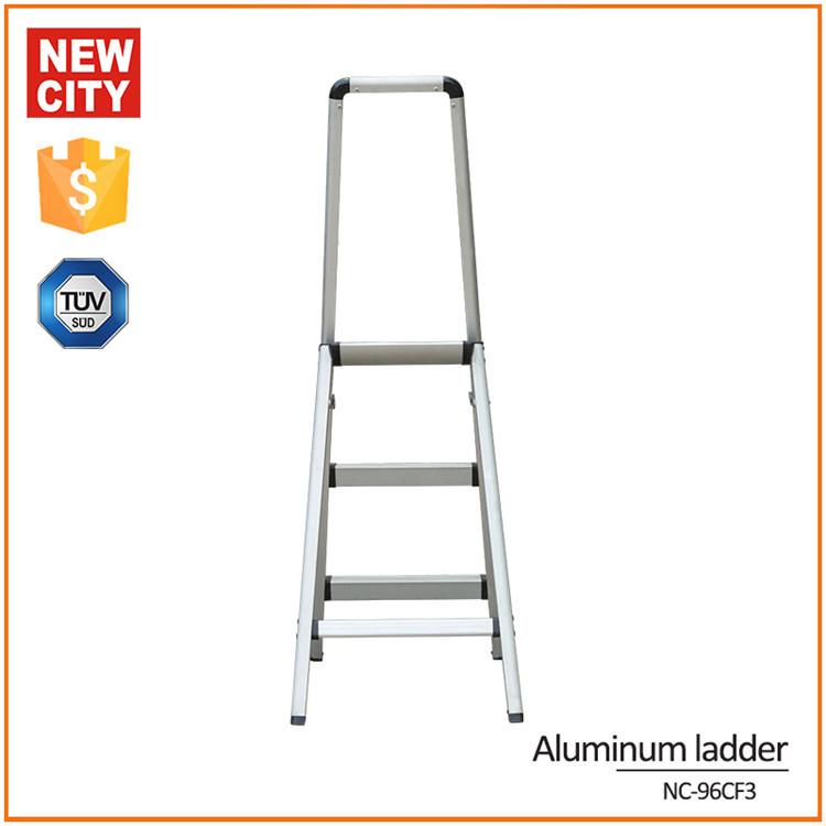Aluminium Single Sided Step Ladder Stool Nc 96cf3 Buy