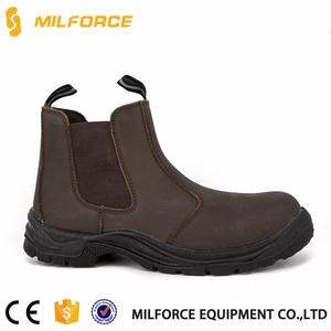 MILFORCE-New design miller steel safety shoe with low price