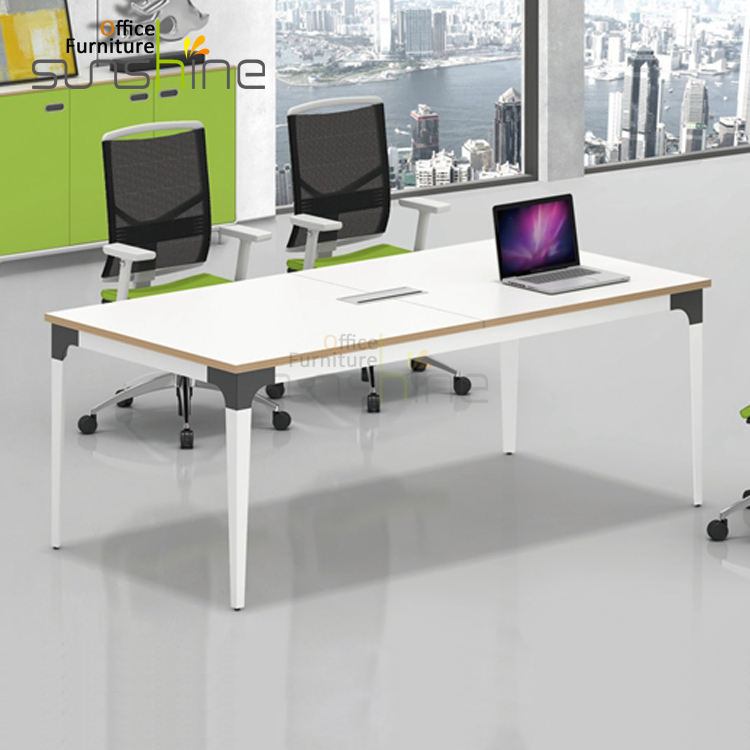 Modern Conference Table Small Meeting Room Table