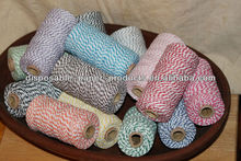 NEW COLORS AVAILABLE 100% cotton twine~ Spool Of Divine Twine Bakers Twine 110 Yards - Spool of 110 Yards - NEW