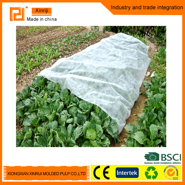 pp nonwoven/non woven cloth for growing plant