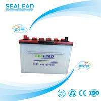 SEALEAD brand 12v 70ah dry cell battery for car