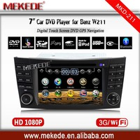 Tape recorder/cassette player for Mercedes Benz E Class W211 CLS W219 G-Class W463 CLK W209 Multimedia Headunit Auto radio