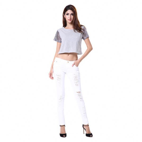 Factory Price Best Quality Apparel Party Crop Tops
