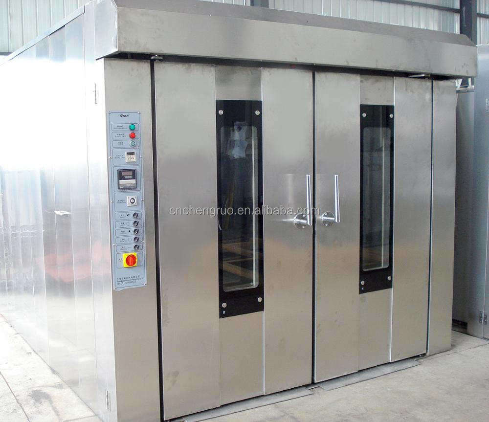New arrival discount Hot Air Rotary Rack Oven for bakery Oven