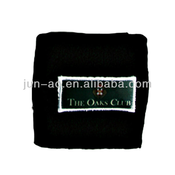 basketball sweatband embroidery cotton sports sweatband