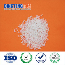 Modified virgin plastic granules pa66 gf15, injection grade