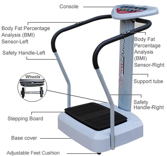 Vibrating plate weight loss