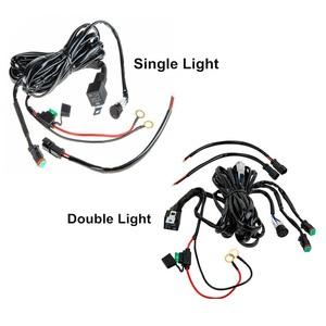 Headlight Light Wiring Harness headlight relay wiring ... on