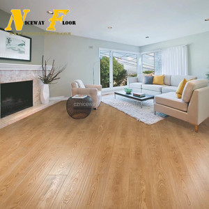 Indoor HDF Wood 12mm laminate flooring