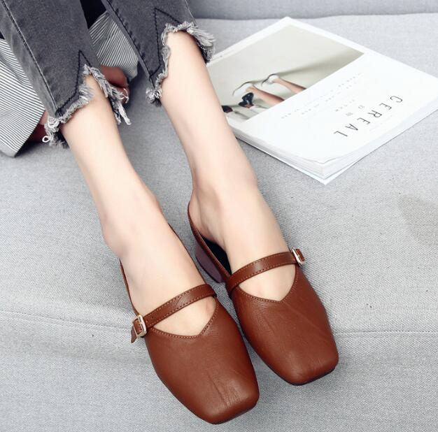 zm34774a alibaba china wholesale women low heel shoes 2017