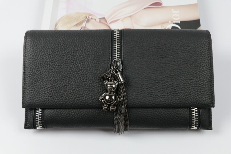 custom selling fashion lady leather Cell Phone bag designer with Ladies Leather Purses