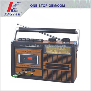 Handheld audio cassette tape player with SD/USB slot,FM radio FP-319U