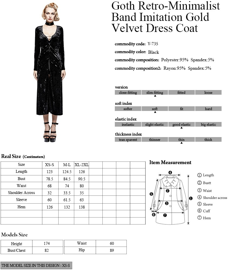 c18e27182f6bc US $62.88 |Goth Gothic Retro Casual Women Dress Black Laced Back Velvet  Party Long Dresses With Minimalist Band In The Back Y 735-in Dresses from  ...