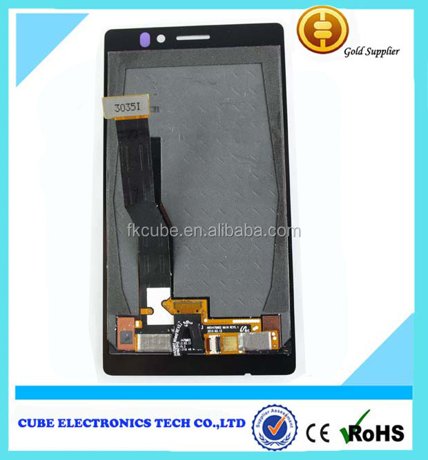 OEM LCD Display with Touch Screen Digitizer Assembly For Nokia Lumia 925