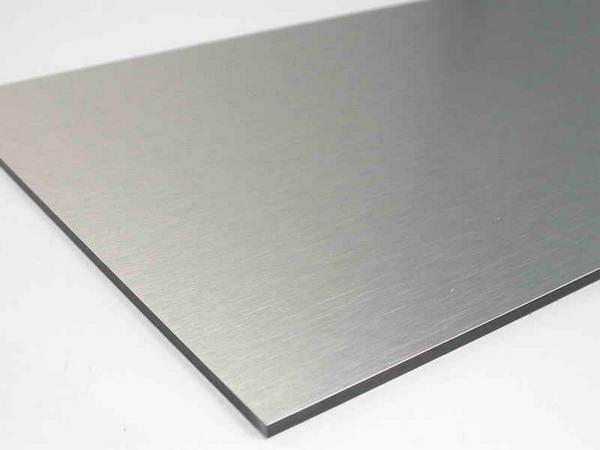 Ambos lados de aluminio hojas compuestas 3mm aluminio for Panel sandwich aluminio