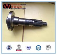 Customed designer casting trucks bevel gear with CE certificate