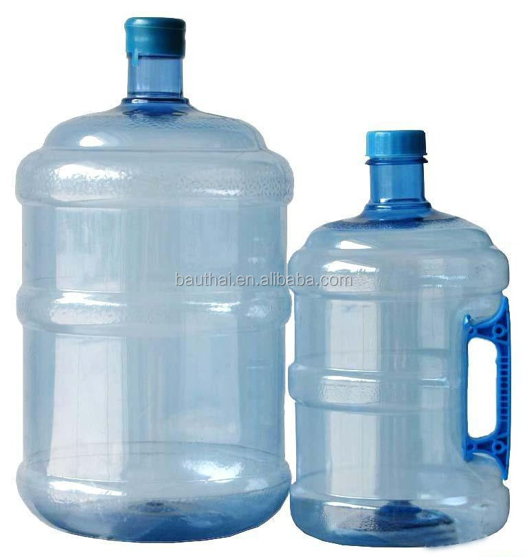 plastic water jug bottle 5 gallon 4 gallon 3 gallon 2 gallon 1 gallon