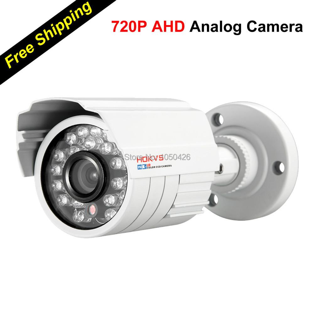 mini ahd analog bullet cctv video surveillance vigilancia camera de seguranca bala 720p for. Black Bedroom Furniture Sets. Home Design Ideas