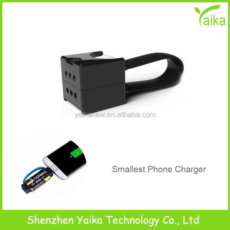 Yaika Urgent Need World's Smallest Wireless Multiple Mobile Phone Battery Charger