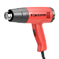 HG6617 1600W TGK core power welder hot air gun heat gun