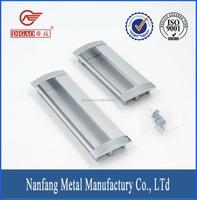 Aluminium and zinc kitchen cabinet handles hardware DG131