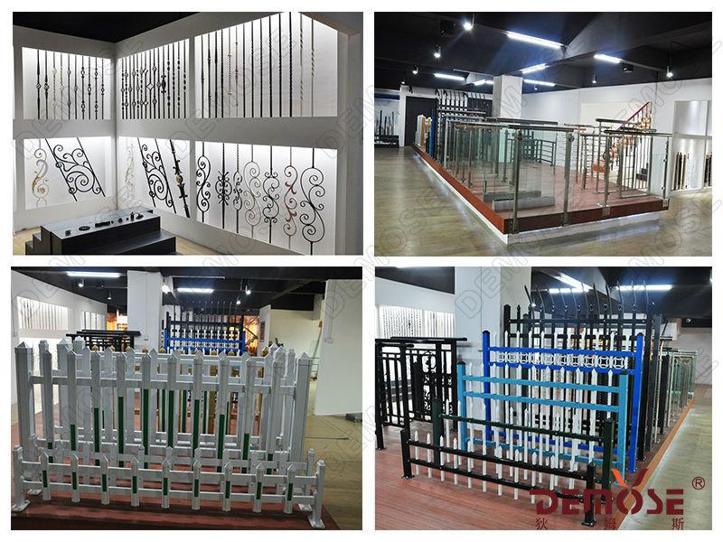 Aluminium Balustrade / Balacony Rails